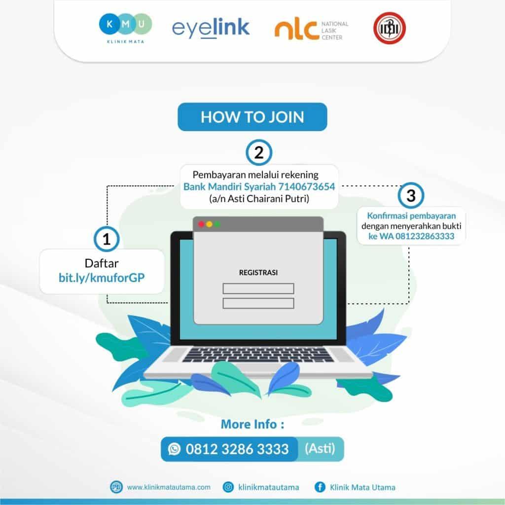 Seminar Dokter Mata Online